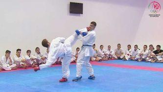 Karate: o que é o kumite