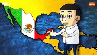 Crianças no Mundo: na Cidade do México, com Alejandro