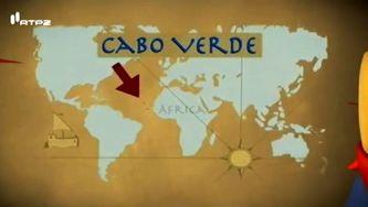 Cabo Verde, um arquipélago no Atlântico