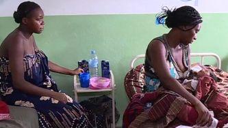 Meios de campanha da Cruz Vermelha e do INEM