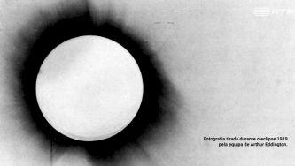 Como um eclipse comprovou a teoria de Einstein