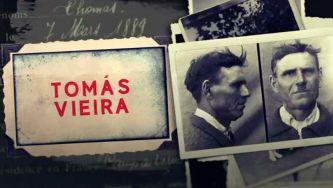 Tomás Vieira, morto num campo nazi