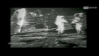 As primeiras palavras na Lua, uma frase mítica para a História