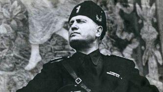 A morte de Benito Mussolini