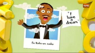 Martin Luther King, um lutador pelos direitos dos negros