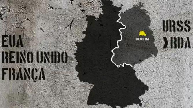 A Sombra do Muro de Berlim