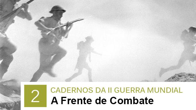 A frente de combate