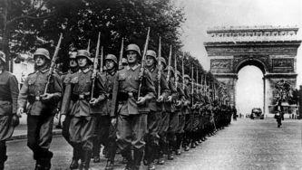 A derrota da França em 1940