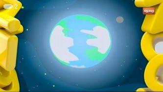 Porque é que o mundo gira?