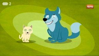 Porque é que os cães não se dão com os gatos?