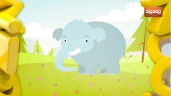 Porque é que os elefantes têm tromba?