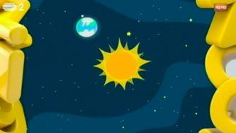 Porque é que o sol é redondo?