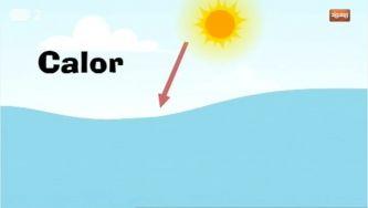 Porque é que a água evapora?
