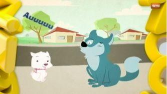Porque uivam os cães?