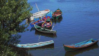 Constância, onde o Tejo une os barqueiros