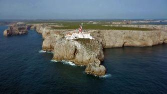 Sagres, o mar do fim do mundo