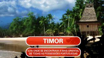 Timor, Timur e um ponto cardeal