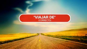 Uma viagem pelo verbo viajar