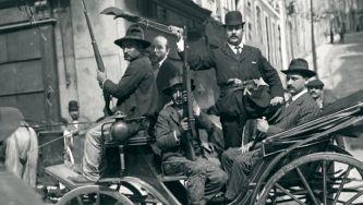 Fotografias da Revolução de 5 de Outubro 1910