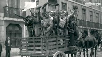 A revolta de 14 de maio de 1915