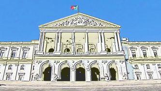 Visita guiada à Assembleia da República