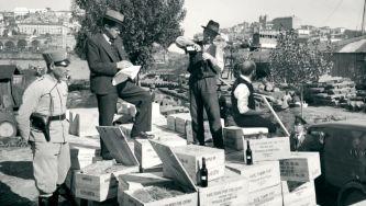 Fotografar a história do vinho do Porto