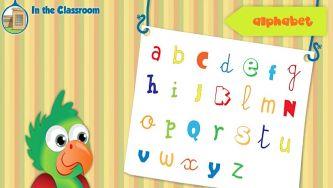 Alfabeto - Alphabet