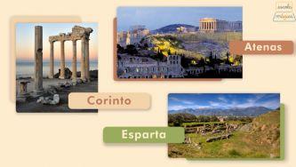 Formação e consolidação das cidades-estado na Grécia Antiga