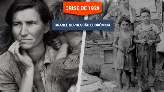 Crise, ditaduras e democracia na década de 30: a Grande Depressão e o seu impacto social