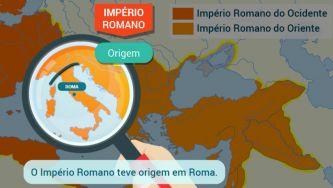 Formação e expansão do Império romano