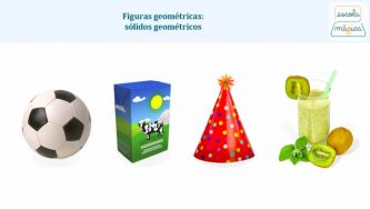 Figuras geométricas: sólidos geométricos