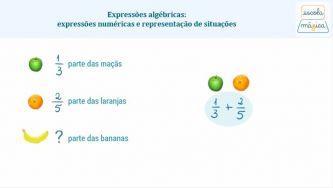 Expressões númericas e representação de situações