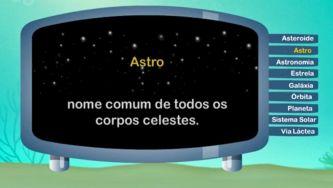 Astronomia: um mundo sem fim