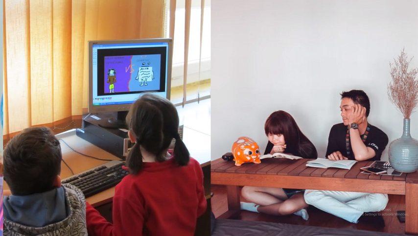 Novos conteúdos da Escola Mágica no Ensina