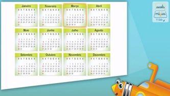 Aprende a consultar o calendário