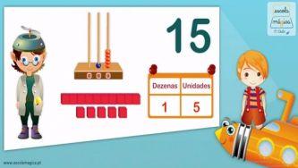 Números naturais: ordem das unidades e das dezenas