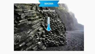 A formação das rochas magmáticas