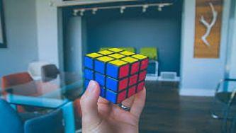 Sólidos geométricos: o cubo