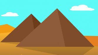 Sólidos geométricos: a pirâmide