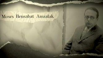 Moses Amzalak, líder da comunidade israelita de Lisboa durante a II Guerra Mundial