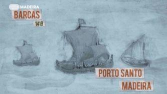 História dos primeiros cem anos da Madeira