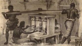 A Madeira e a viagem do açúcar (IV) </br> Dos povos às roças