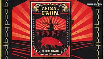 """O Meu Livro- """"A Quinta dos Animais"""", de George Orwell"""