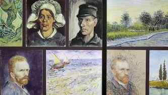 Uma exposição para Vincent Van Gogh