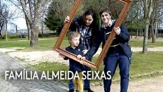 Os Almeida Seixas, uma família homoparental