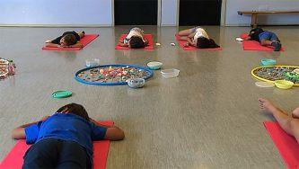 Eu medito, tu meditas, nós meditamos