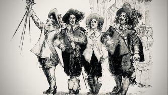 Os Três Mosqueteiros, de Alexandre Dumas