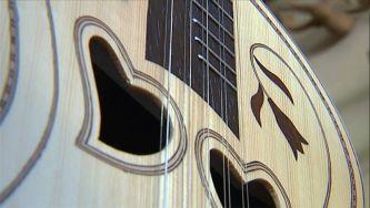 Viola amarantina, a música dos corações