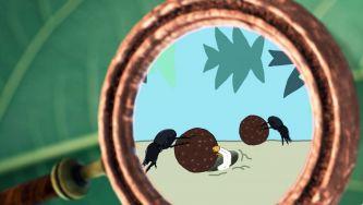O escaravelho, um bicho sagrado que aduba a terra