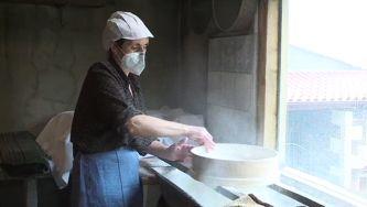 Há pão no forno da aldeia